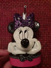 Minnie Mouse Glass Soap Dispenser