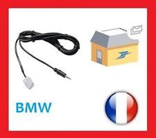 Cable auxiliaire mp3 iphone autoradio BMW SA 609 SA 650 SA 661 SA 662 - PRO