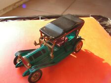 voiture   thomas flyabout      1909  by lesney       1/43  (1911)