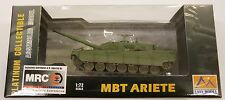 Easy Model MRC 1/72 Italian C1 MBT Ariete E1 Tank Model Built Up 35015