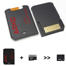 For PS Vita 1000 2000 SD2Vita V3.0 For PSVita Game Cards to Micro TF CardAdap xd
