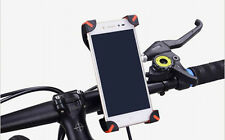 Universal Moto Bicicleta Manillar Teléfono Móvil GPS Portátil Soporte