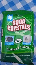 1kg Bag Soda Crystals For Household Cleaning, laundry, cleaning dishes and more