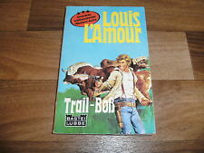 LOUIS L`AMOUR -- TRAIL-BOß // Bastei Western-TB 1980