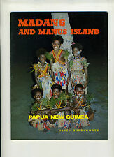 (125) Papua New Guinea Madang and manus island / David Holdsworth