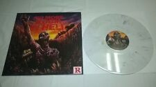 NO MORE ROOM IN HELL - Same LP (black/white Vinyl) Grave Autopsy Pungent Stench