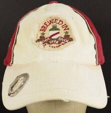 Brewed In Jamaica Bottle Opening Baseball Hat Cap with Fitted Stretch Band