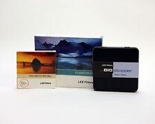 Lee Filters Foundation Holder Kit + Lee Big Stopper & Lee 52mm Standard Ring