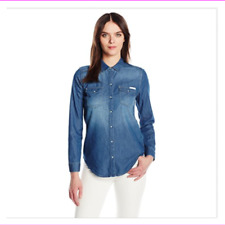 bb7738ff Calvin Klein Jeans Blouses for Women for sale | eBay