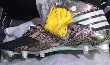 Adidas Freak X Primeknit Football Cleats White Platinum New In Box Size 14