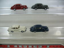L51-0, 5 #4x Wiking H0 Models / Model Cars, 110, Opel Kapitän 51, Top