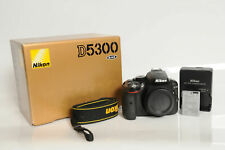 Nikon D5300 24.2MP Digital SLR Camera Body                                  #288