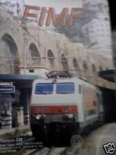 Bollettino FIMF treni 1998 220 Ferrovie del Paraguay