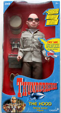 THUNDERBIRDS THE HOOD TALKING TV ACTION FIGURE CARLTON 1999 TOY MIB