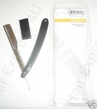 Wahl Razor with Comb (Cut-Throat)