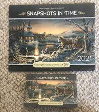 Snapshot In Time 2021 Wall & Pocket Calendar Artist Terry Redlin
