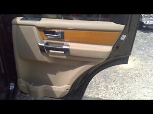 LR4       2012 Door Trim Panel Rear 337401