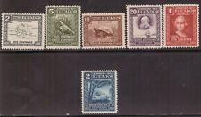 Ecuador,Scott#340-345,Darwin,MH