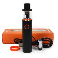 BRAND NEW Authentic BLACK Smok Vape-Pen 22 Kit 1650mAh Battery 0.3ohm Dual