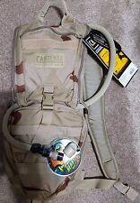 CamelBak Ambush 3L 100oz 60066 Hydration Pack Desert Camo New!