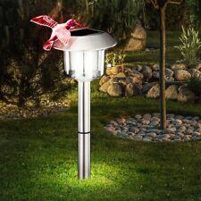 Beleuchtung Sechs Neue Solar-gartenleuchten ! Garten & Terrasse