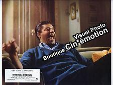 8 Photos Exploitation Cinéma 23.5x29cm (1965) BOEING BOEING Tony Curtis, Lewis