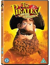 The Pirates Adventure with Scientists (DVD) *NEW & SEALED*