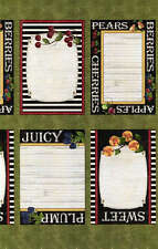 Wilmington From the Market by Jennifer Pugh 82417 791 Recipe Cards Design SALE