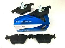 FRONT BRAKE PADS FIT BMW 1 SERIES E81 E87 2003-2012 120 123 130 D I HATCHBACK