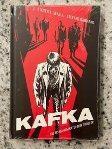 Kafka HARDCOVER Graphic Novel Comic Book Image Comics Book Steven Seagle J591