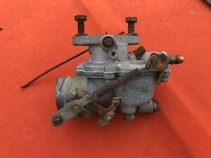 Wisconsin VH4D Engine Carburetor Zenith