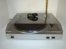 Ion TTUSB05XL Turntable, Record Player, Works Great, USB Conversion