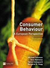 Consumer Behaviour: A European Perspective-Michael R. Solomon, ..9780273687528