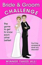 Bride & Groom Challenge: The Game of Who Knows Who Better (Winner Takes All) - G