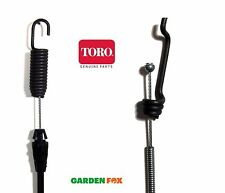 savers Genuine TORO 20792 - CLUTCH DRIVE CABLE (drives the wheels) 108-8158 577