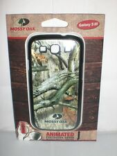 MOSSY OAK SAMSUNG GALAXY S III CASE ANIMATED HARDSHELL COVER NEW IN PACKAGE