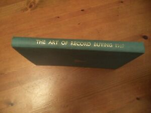1969 HARDBACK BOOK - THE ART OF RECORD BUYING - E.M.G - CLASSICAL BRAHMS, MOZART