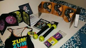 Complete Zumba Fitness System and more