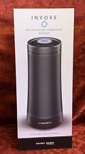 Harman Kardon Invoke Voice-activated Speaker With Cortana - Graphite