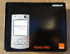 Nokia N80 - Smooth stainless Smartphone