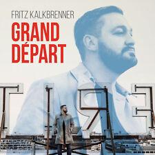 FRITZ KALKBRENNER - GRAND DEPART - CD SIGILLATO 2016