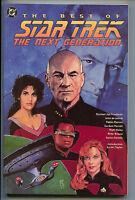 Star Trek Best Of The Next Generation 1 TPB DC 1994 NM 6 19 Annual 1 2