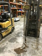 Budgit 509350 1 Manual Chain Hoist 1 Ton 31mk