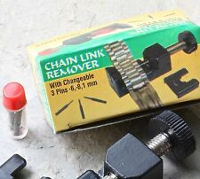 Link pin remover tool compatible with NSA vintage watch bracelet models 3 sold