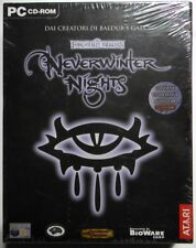 NEVERWINTER NIGHTS PC CD ROM COFANETTO NUOVO