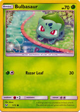 x4 Bulbasaur - 1/73 - Common Pokemon Shining Legends M/NM English