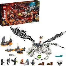 Lego - Ninjago - Drache des Totenkopfmagiers (71721)