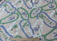 "Genuine Vintage Cotton?Rayon Hawaiian Dress/Shirt Yardage~38""LX45""W~Never Used"