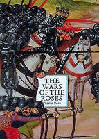 The Wars of the Roses: A Concise History by Charles Ross 1st, HB, DJ 1976
