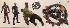 Kids Toys Marvel Avengers Hulk Hogan Home School Wall Decal Removable Stickers